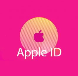 kharide apple id
