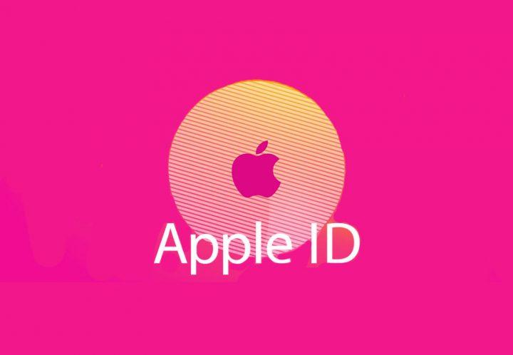 kharide apple id